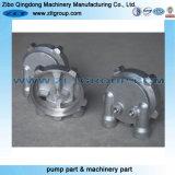 Peça fazendo à máquina de trituração do CNC das peças do CNC