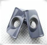 Cutoutil apkt160404-P.m. voor Alumin die Deel machinaal bewerken
