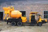 miscelatore concreto della pianta della tramoggia di 30m3/H 400L