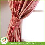 La compra del poliester del telar jacquar cubre las cortinas de la calidad en línea barato