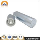 Fosco prata Cosméticos Airless Garrafa e Jar