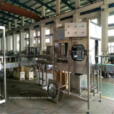 Qgf-450 5 Gallonen-Flaschen-Wasser-Füllmaschine Barreled Produktionszweig