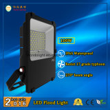 屋外フィリップのブランドLEDs IP65 LEDの洪水の照明100W