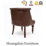 Роскошный дизайн ресторана мебель Pub мебель Tufted стул кресло (HD462)