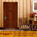 Puerta de madera interior del estilo clásico para la venta (GSP2-042)