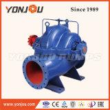 Fuego horizontal de la bomba de agua del motor