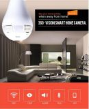 Macchina fotografica del IP del CCTV della lampadina senza fili del SONY CMOS mini