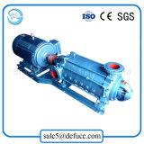 Motor eléctrico centrífugas Multiestágio de alta pressão da bomba de água Horizontal