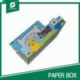 Подгонянная оптовая продажа коробки бумаги упаковывая (ПУЩА ПАКУЯ 019)