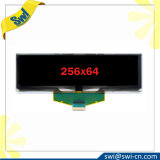 "256X64 5.5 "" 3.3メートルのための最も大きいOLEDのスクリーンは織物印刷を調整する"
