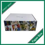 Большая бумажная упаковывая коробка одежд/гофрировала упаковывая коробку одежд (ПУЩА ПАКУЯ 004)