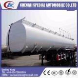 3 fabbricazione personalizzata del rimorchio del serbatoio di combustibile dell'olio degli assi Q235B semi