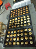 [ستينلسّ ستيل] [فيشبلّ] تجاريّة آليّة يطبخ خبّاز غاز [تكوكي] آلة