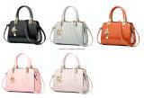 Madame bon marché en cuir colorée Handbag d'unité centrale de mode professionnelle de personnalisation