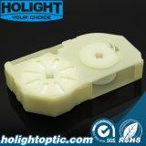 Caixa de limpeza do conector de fibra óptica
