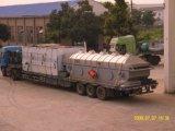 Secador da base fluida de indústria química