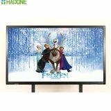 Farbenreiche HD 1080P LED Wand-Montierung hing Fernsehapparat