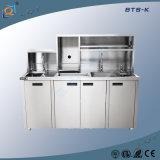 Banco de funcionamento inoxidável do equipamento da barra de aço