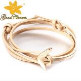 LTB-16122702A Bracelet en acier inoxydable à la mode 3 lignes Bracelet