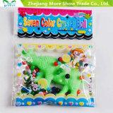 Vente en gros de perles d'eau de sol en cristal avec des jouets en croissance Ocean Growing Animals