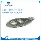 노란불 IP65 Die-Casting 알루미늄 태양 옥외 LED 도로 빛
