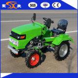 最も新しい4台の車輪2WDの小型農業または農場または庭または芝生のトラクター