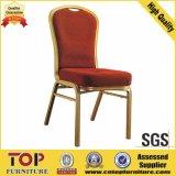 Apilamiento de silla de hotel comercial para el salón de banquetes y bodas
