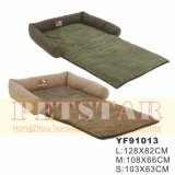개 침대 최고 연약한 애완 동물 침대 Yf91013