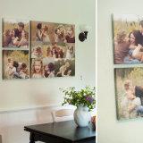 Любая таможня полного цвета разрешения размеров высокая протянула печати холстины от фотоих