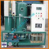 Les déchets du filtre à huile lubrifiant purificateur d'huile de lubrification de l'usine de la machine