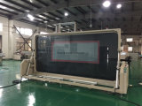 L'exposition de l'écran grand format Machine, exposant l'écran vertical