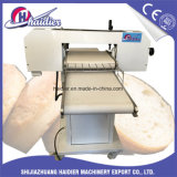 مخبز آلة نصف ويشبع خبز [كتّينغ مشن] /Part يقطع شطيرة لحميّة مشرحة