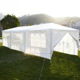 جديد [أوتسونّي] حديقة [غزبو] فسطاط حزب خيمة عرف ظلة خارجيّ من أبيض [3إكس6م]