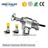 PUNKT-Bruch-CO2 Laser-Haut-Scanner Js1105 für Knicken-Abbau