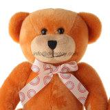 Leuk draag Teddybeer van de Pluche van de Pluche de Stuk speelgoed Gevulde Zachte