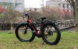 Al-Legierungs-Pedal-elektrisches Fahrrad mit Motor des Spaß-8