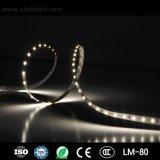 SMD2835 (23-37lm / LED) Haute lumière Lumen Pure Waterproof & Non imperméable à l'eau LED Strip Light avec DC 12V / 24V et UL TUV Ce RoHS