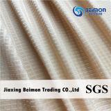 Nylon de 75% et Spandex de 25%, tissu d'extension carré de configuration, tissu de maille pour des vêtements de sport, Handfeel doux, tissu décoratif de jacquard