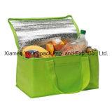 Tecido não tecido de laranja personalizado promocional Pequeno saco legal para comida congelada