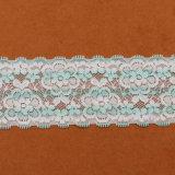 テーブルクロスのための安く印刷された花のギピールレースの網の織物のレースファブリック