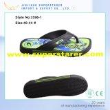 Nuovo stile caduta di vibrazione di colore di due strati, cadute di vibrazione su ordinazione di EVA delle calzature di modo
