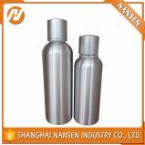 frasco 250-1000ml de alumínio com os frascos de alumínio da vodca do tampão de parafuso com tampões de parafuso