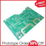 Tarjeta de circuitos impresos electrónica sin plomo agresiva 2oz