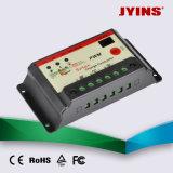12V/24V 5A/10A/15A/20A automatischer Solarladung-Controller des Handbuch-PWM