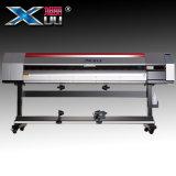 Impresión solvente de Digitaces del &Eco de la inyección de tinta de la cabeza de impresión Dx5 de Xuli el 1.8m