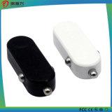 Миниый заряжатель автомобиля USB с высоким качеством 2.4A Макс (CC1512)