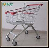 60 litros del presupuesto de carretilla Mjy-60b-PU del supermercado