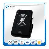 13.56 14443 cartão chip IC EMV USB Leitor de RFID Writer Software de máquina -- ACR1281U-K1