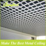 Foshan hermoso vestíbulo de techo de la rejilla de aluminio