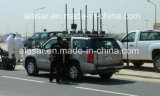 Jammer сигнала бомбы Rcied предохранения от обоза армии полностью заполненная зона 20-6000MHz антитеррористический